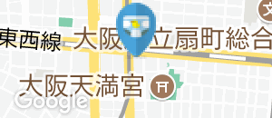 コーヨー 南森町店(2F)のオムツ替え台情報