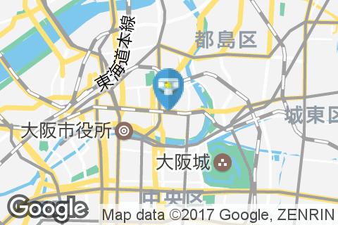 JR大阪天満宮駅のオムツ替え台情報