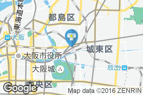 ホテル京阪 京橋(5F)のオムツ替え台情報
