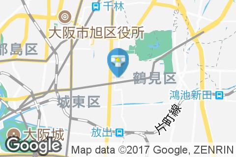 ワンカルビ Plus+ 今福鶴見店のオムツ替え台情報