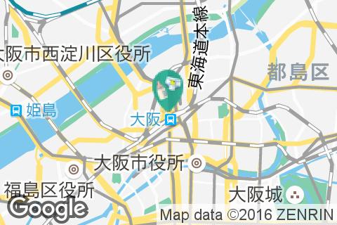 リクシルショールーム大阪(11F)の授乳室・オムツ替え台情報