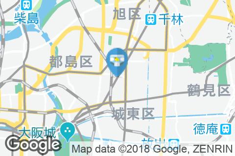 野江駅(改札内)のオムツ替え台情報