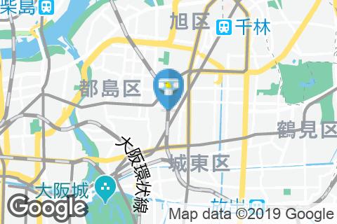 JR野江駅(1F)のオムツ替え台情報