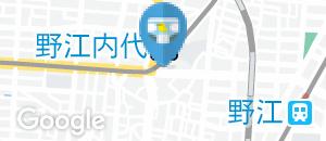バーミヤン 城東野江店のオムツ替え台情報
