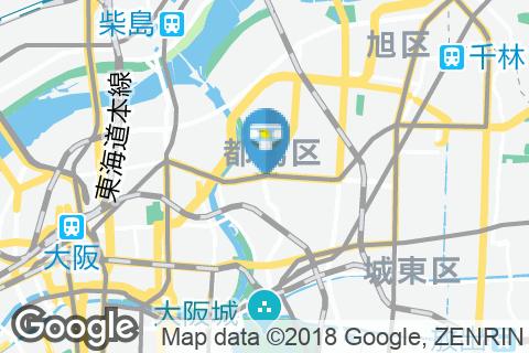都島駅(改札内)のオムツ替え台情報