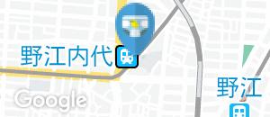 野江内代駅(改札内)のオムツ替え台情報