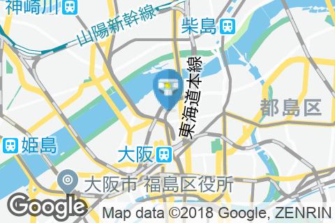 大阪市高速電気軌道 中津駅(改札外)のオムツ替え台情報