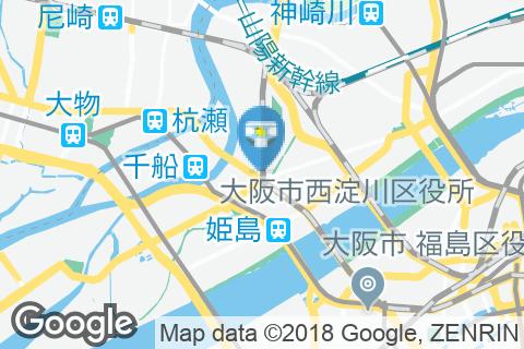 かごの屋歌島橋店(2F)のオムツ替え台情報