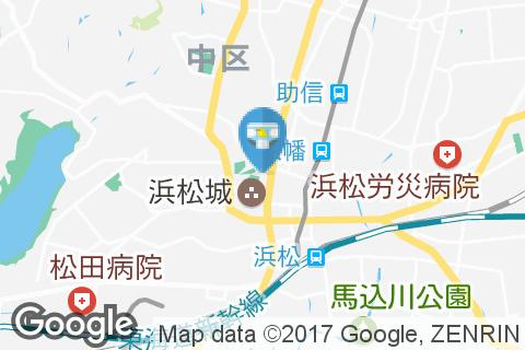 ホテルコンコルド浜松(5F)のオムツ替え台情報