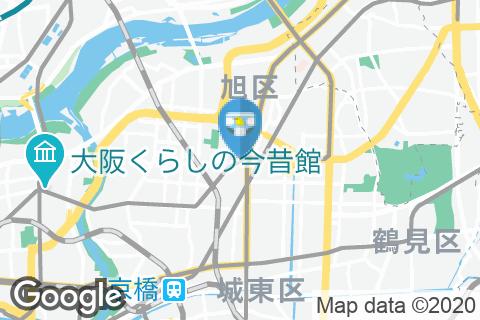 関目高殿駅(改札内)のオムツ替え台情報