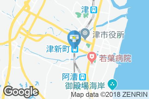 津新町駅(改札内)のオムツ替え台情報