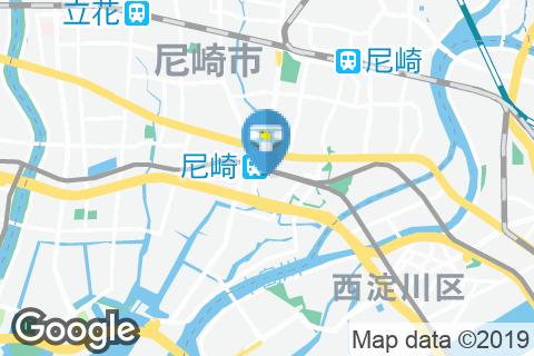 尼崎城(1F)のオムツ替え台情報