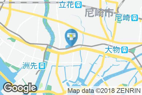 尼崎センタープール前駅(改札内)のオムツ替え台情報