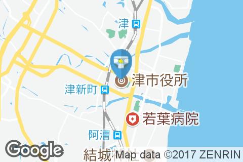 津市役所(8F)のオムツ替え台情報