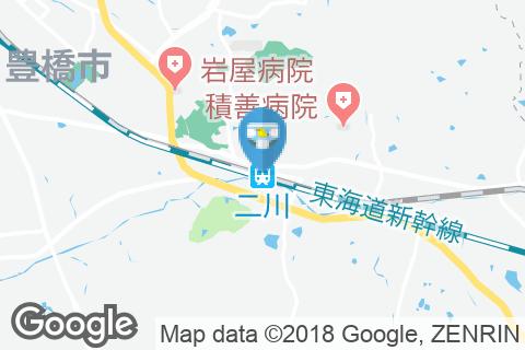 二川駅(改札内)のオムツ替え台情報