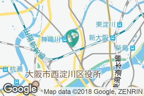 大阪市立十三市民病院(1F)の授乳室・オムツ替え台情報