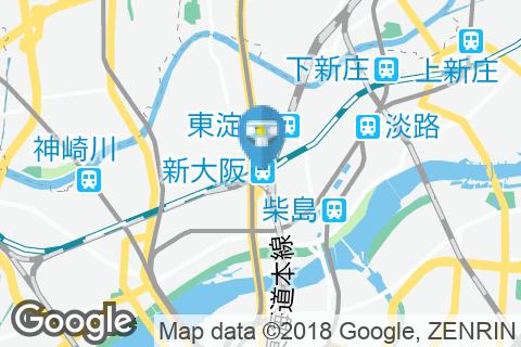 JR西日本 新大阪駅(改札外)のオムツ替え台情報