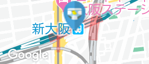 大阪市高速電気軌道 新大阪駅(改札内)のオムツ替え台情報