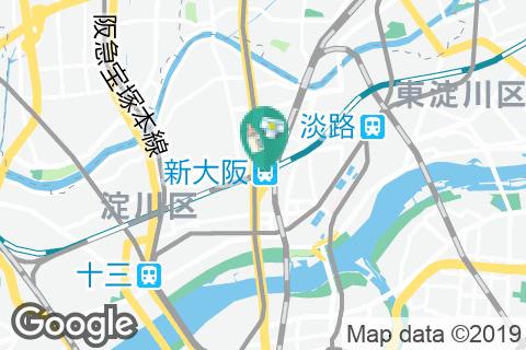 JR西日本 新大阪駅(改札内)(1F)の授乳室・オムツ替え台情報