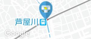 芦屋川駅(改札内)のオムツ替え台情報