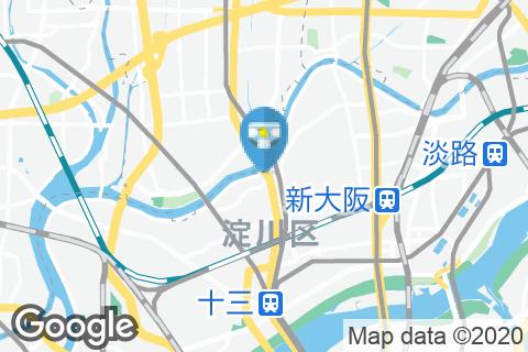 トヨタカローラ新大阪 十三店(1F)のオムツ替え台情報