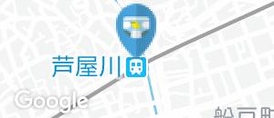 阪急芦屋川駅前広場のオムツ替え台情報