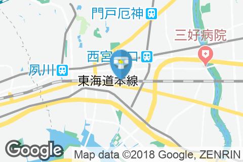 JR西日本 西宮駅(改札内)のオムツ替え台情報