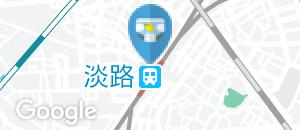 マクドナルド 阪急淡路店のオムツ替え台情報
