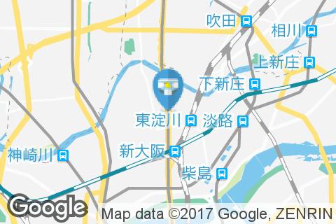 大阪市交通局御堂筋線東三国駅(2F)のオムツ替え台情報