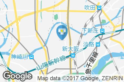 ライフ新大阪店のオムツ替え台情報