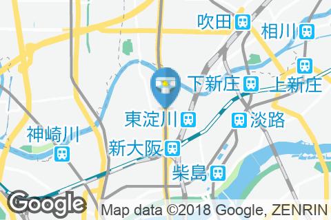 東三国駅(改札内)のオムツ替え台情報