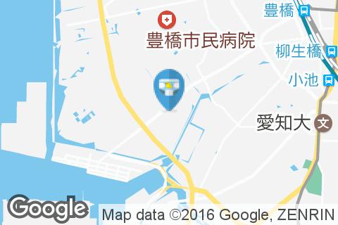 ニトリ 豊橋店1階多目的トイレ(1F)のオムツ替え台情報