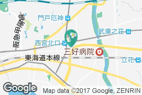 阪急西宮ガーデンズ(4階 南モール中央付近)の授乳室・オムツ替え台情報