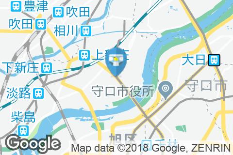 だいどう豊里駅(改札内)のオムツ替え台情報