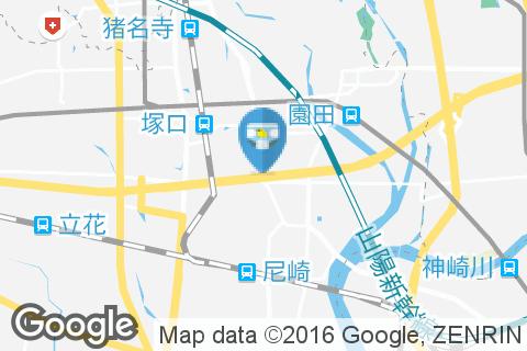 金比羅製麺尼崎下坂部店(1F)のオムツ替え台情報