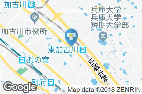 しゃぶ葉 加古川店のオムツ替え台情報