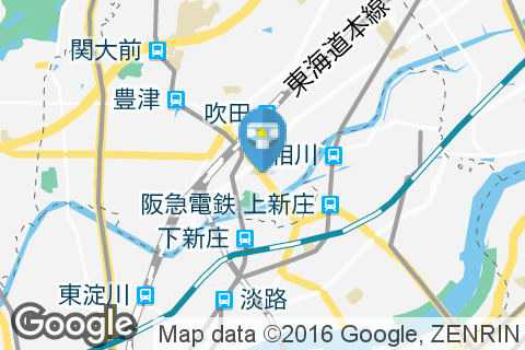 デニーズ 吹田寿町店のオムツ替え台情報