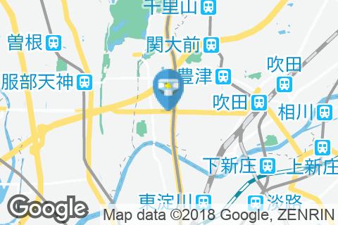 ステーキハウス フォルクス 江坂店のオムツ替え台情報