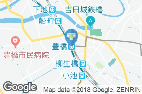 JR東海 豊橋駅(改札内)のオムツ替え台情報