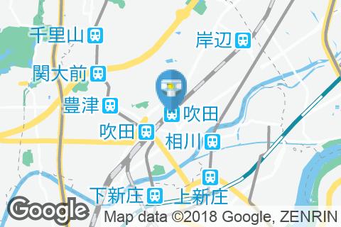 JR西日本 吹田駅(改札内)のオムツ替え台情報
