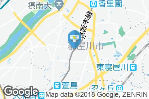 京阪電車 寝屋川市駅(1F 女性トイレ内)のオムツ替え台情報