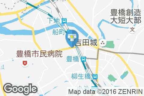 デニーズ 豊橋花田店(1F)のオムツ替え台情報