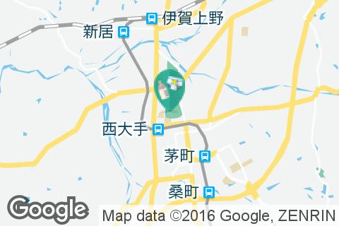 伊賀上野城の授乳室・オムツ替え台情報