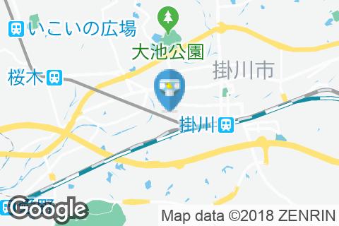 シャンボール掛川店のオムツ替え台情報