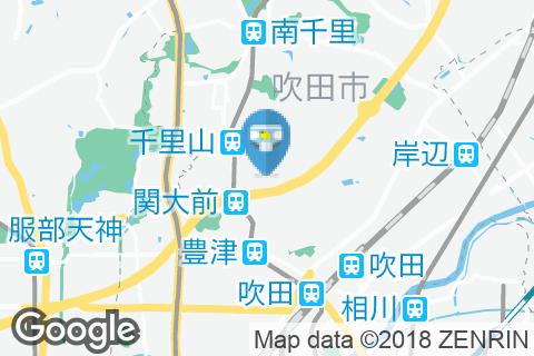 スターバックスコーヒー 関西大学 千里山店(1F)のオムツ替え台情報