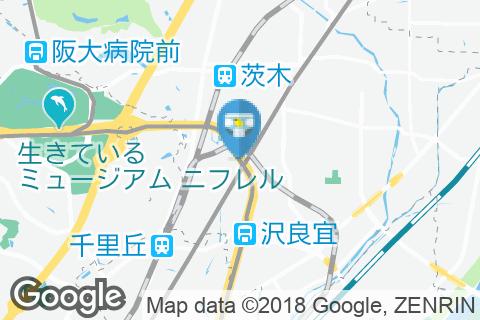 大阪高速鉄道(大阪モノレール) 南茨木駅(改札内)のオムツ替え台情報