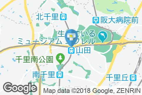 大阪高速鉄道(大阪モノレール) 山田駅(改札内)のオムツ替え台情報