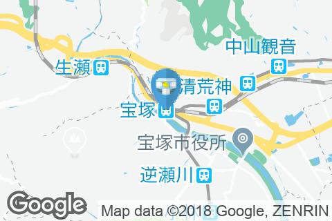 JR西日本 宝塚駅(改札内)のオムツ替え台情報