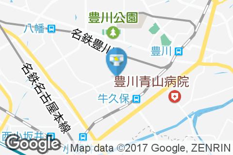 しゃぶしゃぶ・日本料理 木曽路 豊川店(2F)のオムツ替え台情報