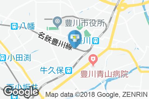 サンヨネ豊川店のオムツ替え台情報